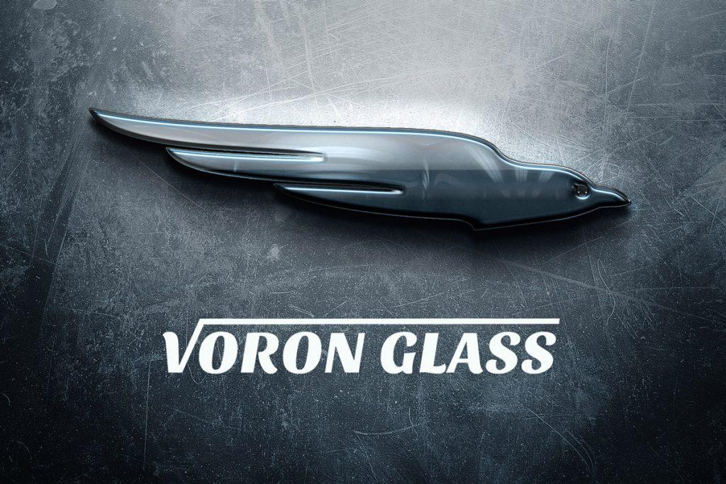 Voron glass логотип