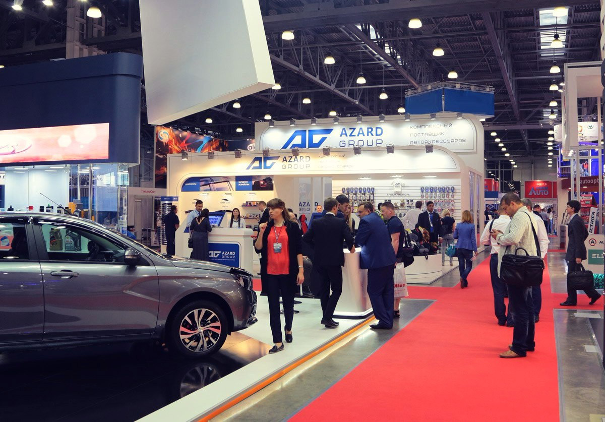 azard group основной логотип, фирменный стиль производителя автоаксессуаров