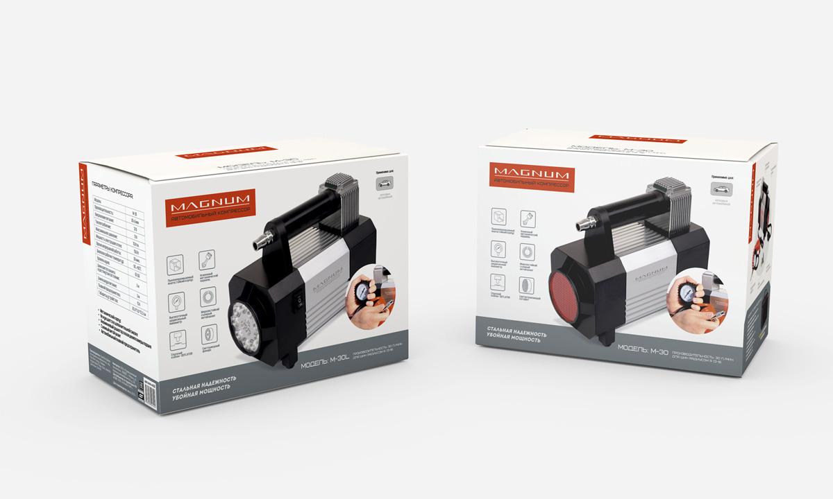 Магнум компрессор дизайн