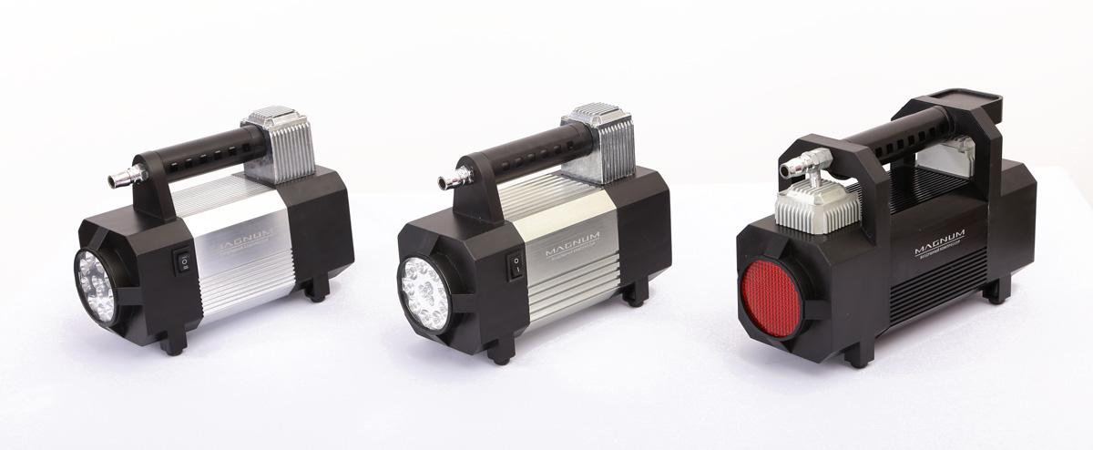 три компрессора Магнум, вся серия