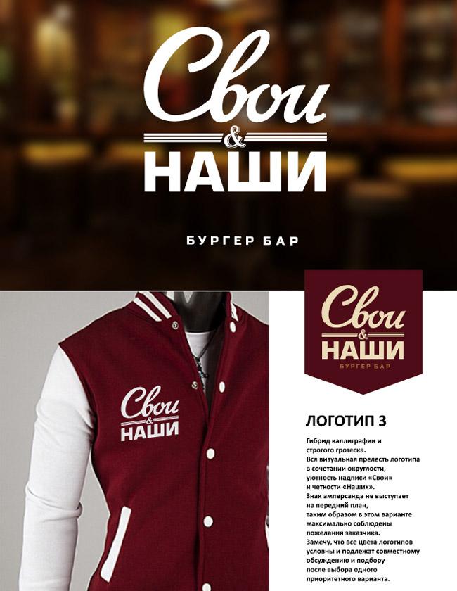 Логотип на куртке