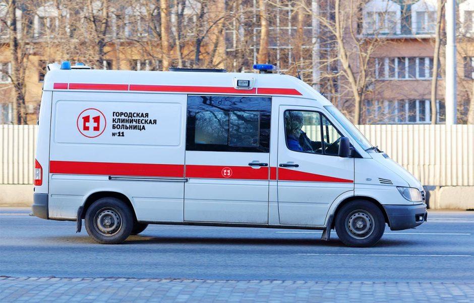 логотип и фирстиль 11-ой Городской Клинической Больницы
