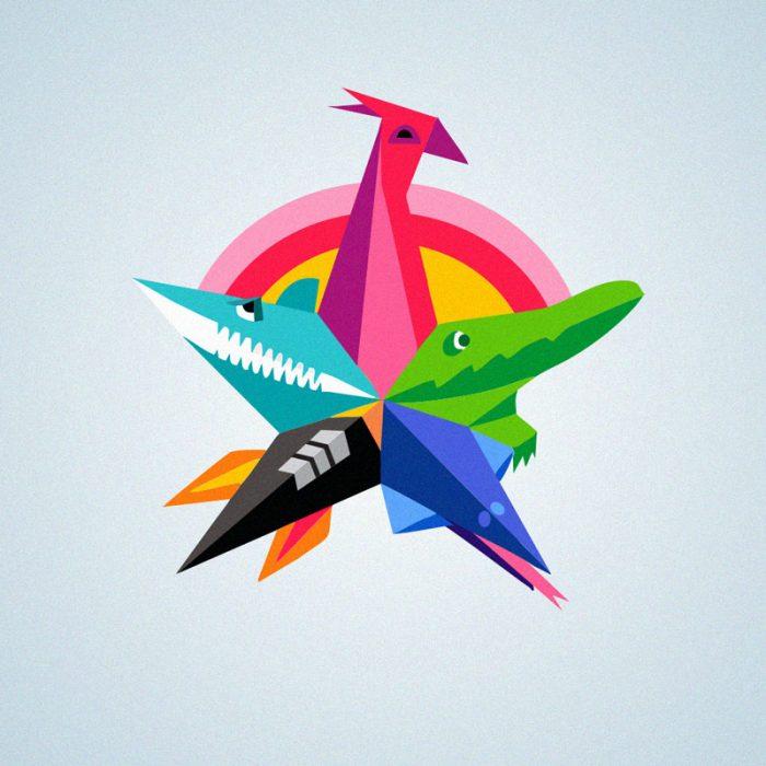 Дизайн логотипов и фирменных стилей