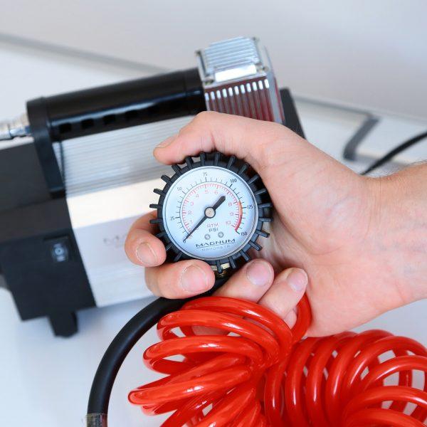 Магнум манометр и компрессор дизайн