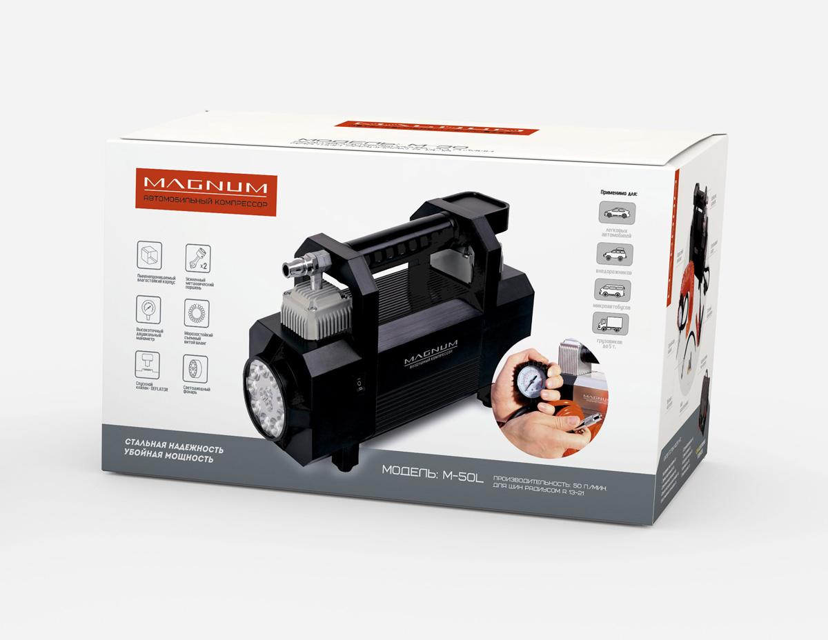 Магнум 50 компрессор дизайн