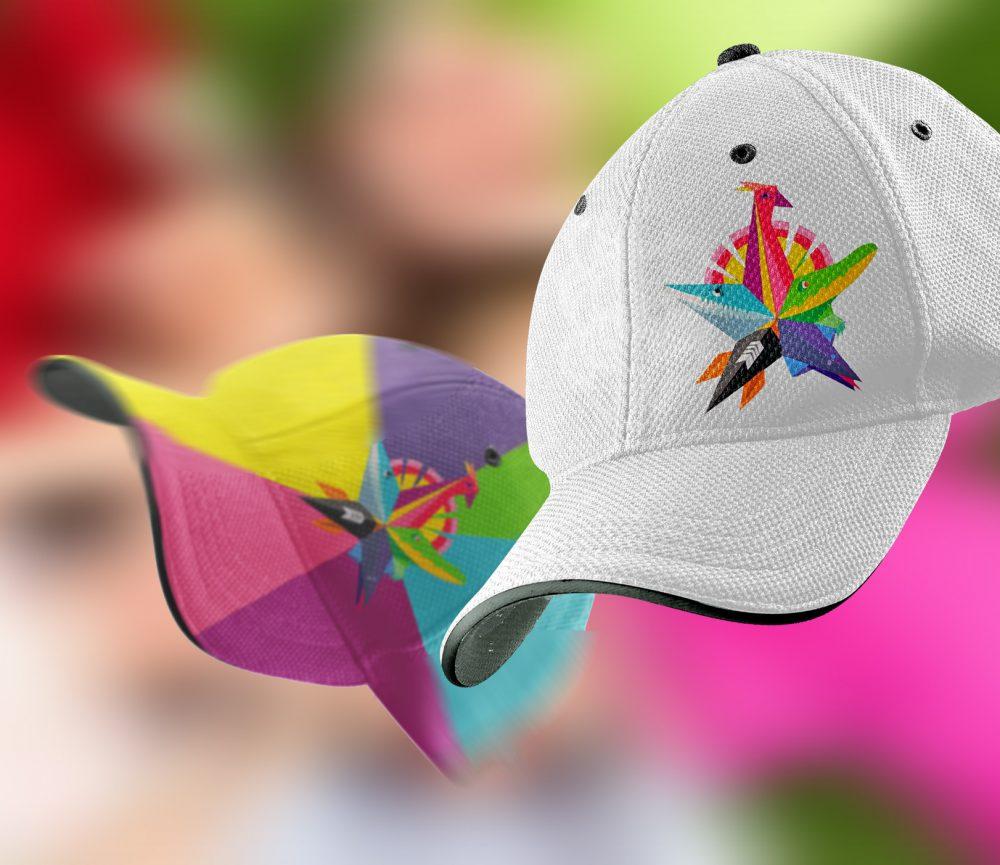 логотип и фирменный стиль детского центра