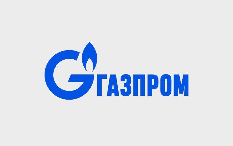 новый логотип газпром / gazprom new logo lehay